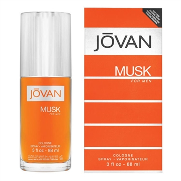 Jovan Musk For Men Cologne Spray 88ml