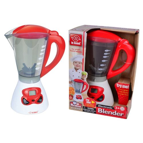 Blender m/LCD display & lyd +3 år
