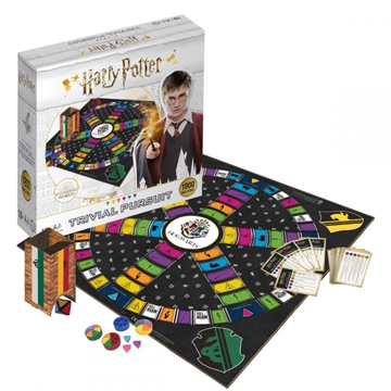 Trivial Pursuit: World of Harry Potter - Ultimate Edition (Engelsk)