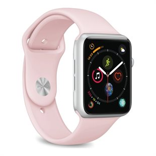Puro, Apple Watch rem, 38-40mm, S/M & M/L, Rose