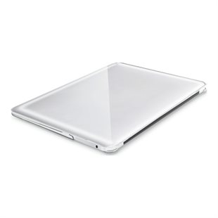 Puro, MacBook Pro 13 2020, hård CLIP ON-case, transparent