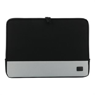 Deltaco, Laptop Sleeve, op til 15.6, polyester, sort