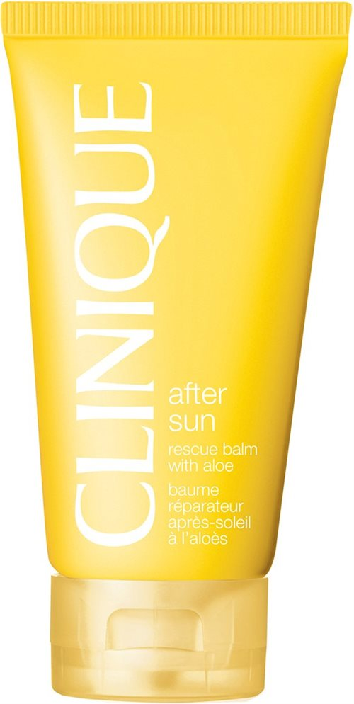 Clinique After Sun Rescue Balm With Aloe 150ml Suitable For Face And Body