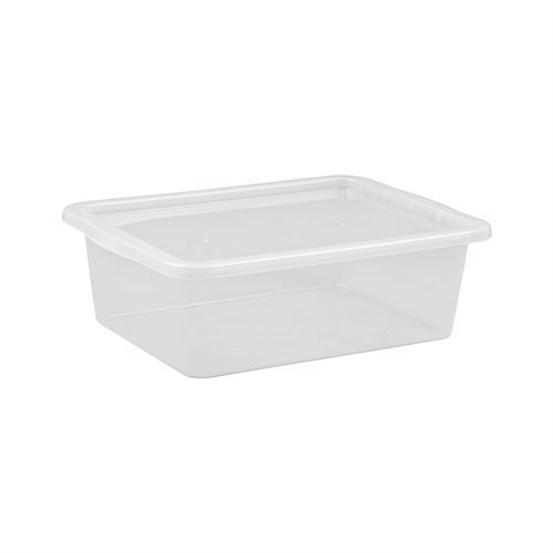 Basic box bed box, 30 l.