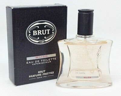 Brut cologne spray 100ml. Musk