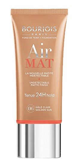 Bourjois Air Mat Foundation 06 Golden Sun 30ml