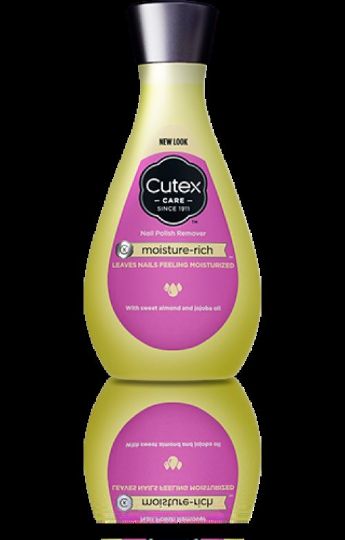 Cutex Nail Varnish Remover 100ml Rich
