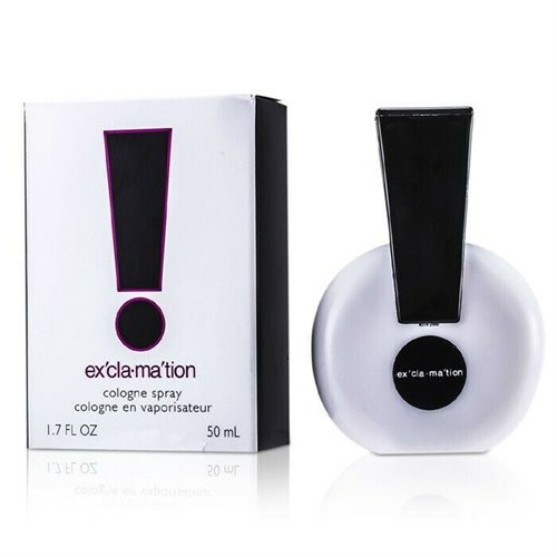 Exclamation 50ml Cologne Spray