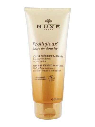 Nuxe Prodigieux Shower Oil 200ml All Skin Types
