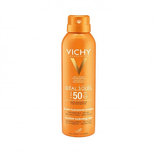 Vichy Ideal Soleil Brume Hydratante InvisibleSPF50 200ml