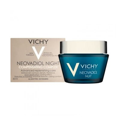 Vichy Neovadiol Night Compensating Complex 50ml All Skin Types