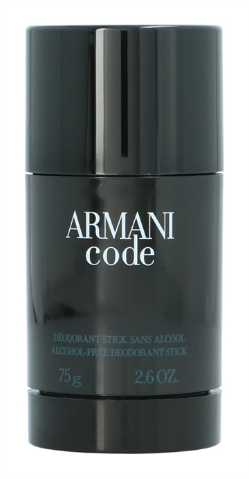 Armani Code Pour Homme Deo Stick 75gr Alcohol-Free