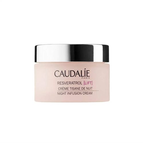 Caudalie Resveratrol Lift Night Infusion Cream 50ml