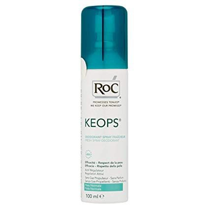 ROC Keops Deo Spray - Dry 150ml