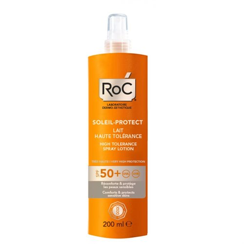 ROC Soleil-Protect High Tolerance Spray Lotion SPF 50 200ml