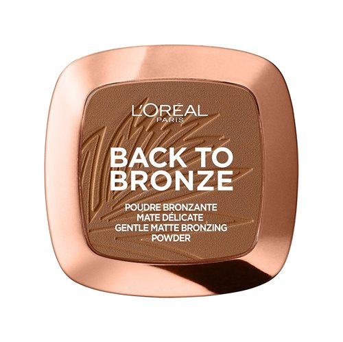 L'Oréal  Back To Bronze Matte Bronzing Powder 02 Sunkiss