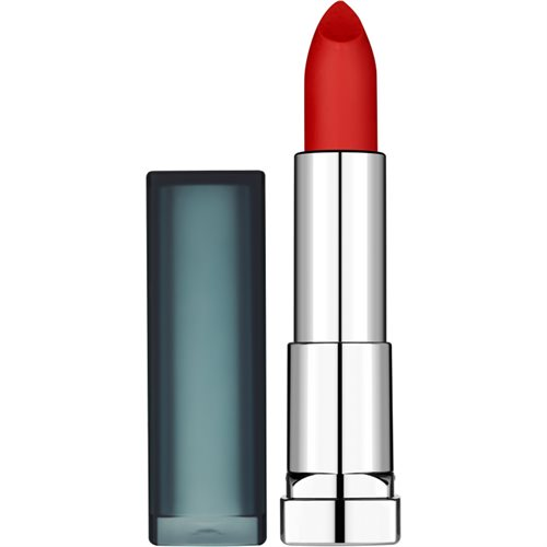 Maybelline Color Sensational Lipstick Matte / Mat Siren in Scarlet nr.965