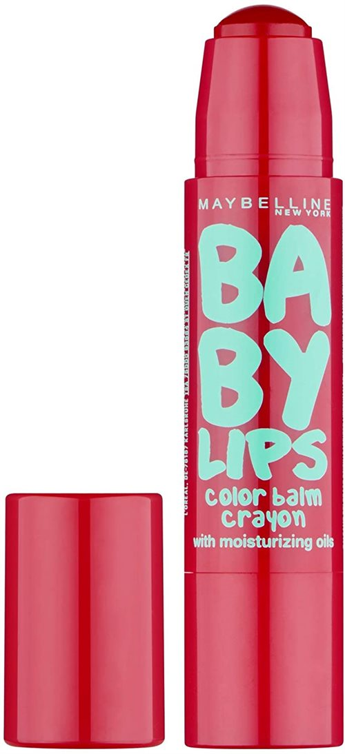 Maybelline Baby Lips Color Balm Crayon Candy Red nr.005