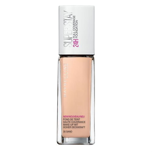 Maybellines Superstay 24H Foundation 312 Golden