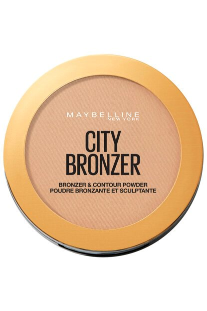 Maybelline City Bronzer Powder 200 Medium Cool 8g