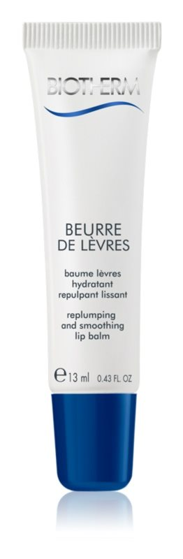 Biotherm Beurre De Levres 13ml Replumping And Smoothing Lipbalm