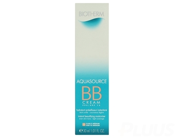 Biotherm Aquasource BB Cream Fair To Medium 30ml