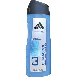 Adidas Shower 3In1 400ml Climacool