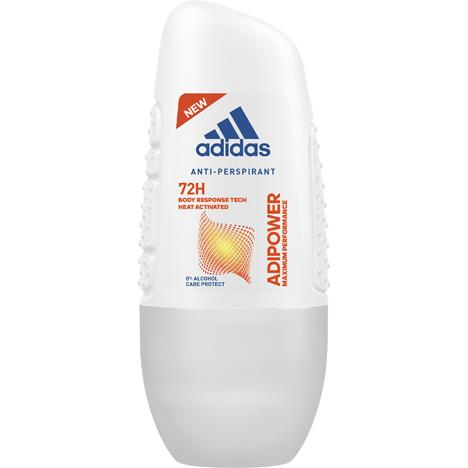 Adidas Deo Roll On 50ml Adipower Women<br />