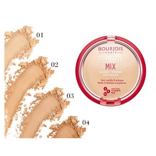 Bourjois Healthy Mix Compact Powder 01 Vanilla 8G