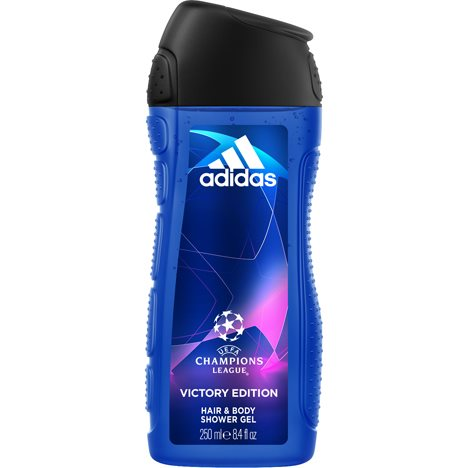 Adidas Shower 250ml 2in1 Champions League<br />