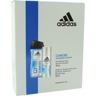 Adidas GP Shower 250ml + Deo 150ml climacool