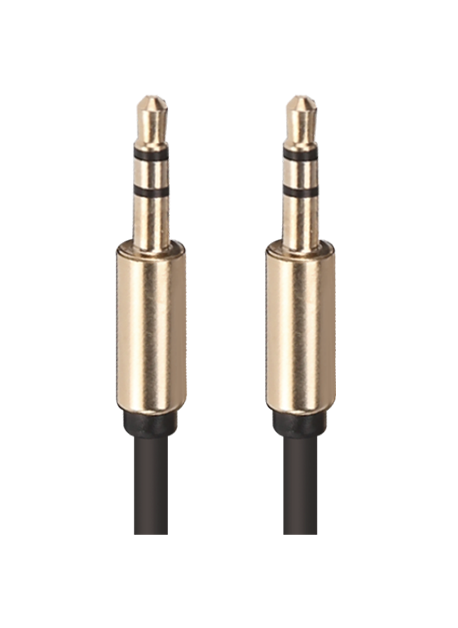 Audio Cable Jack 3,5mm 1M