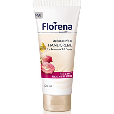 Florena Hand Cream 100ml Traubenkernöl