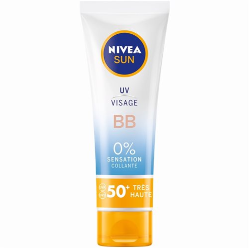 Nivea Sun cream 50ml SPF50 BB cream