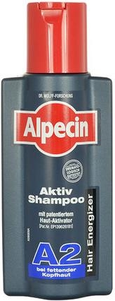 Alpecin Hair Energizer Aktiv Shampoo A2 For Oily Hair 250ml