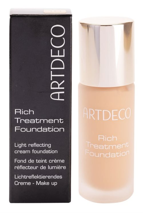 Artdeco Rich Treatment Foundation 10 Sunny Shell 20ml