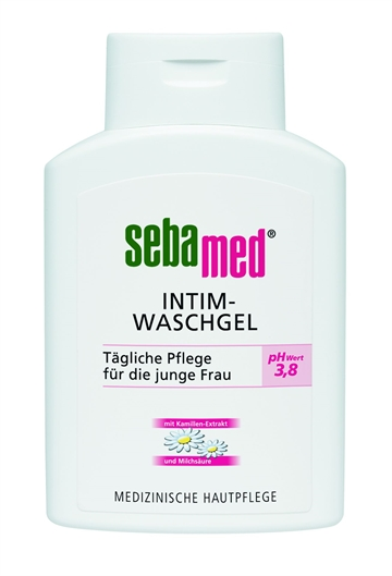 Sebamed Intimate Wash Gel Ph 3.8 200ml