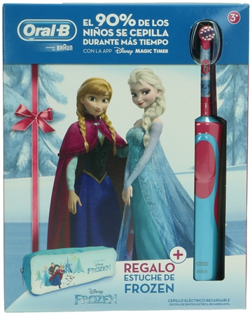 Oral-B Electric Toothbrush Stages Power Frozen