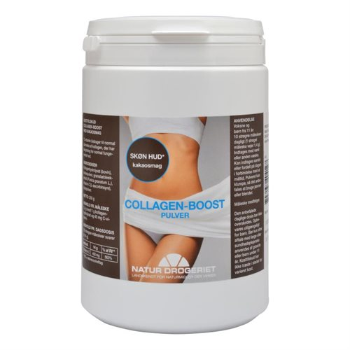 Natur Drogeriet, Collagen-Boost m/ kakao, 350 g.