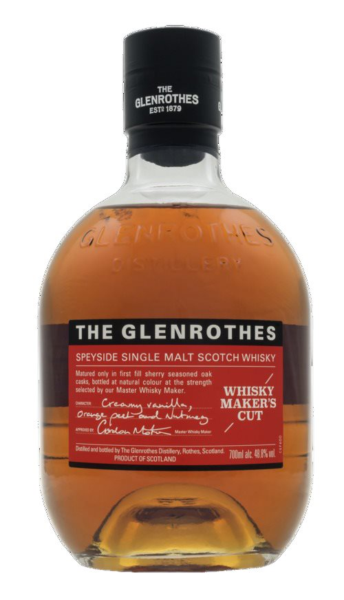 Glenrothes Glenrothes whisky Makers Cut 0,7 l