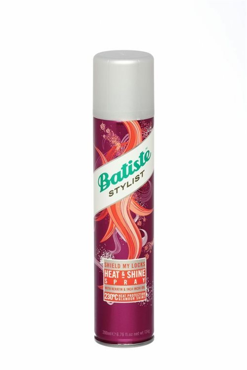 Batiste Stylist Heat & Shine Spray  200ml