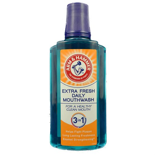 Arm&Hammer Mouthwash Extra Fresh 3In1 400ml