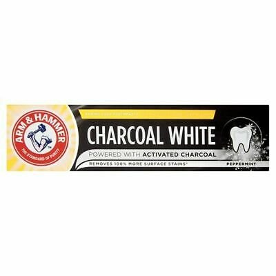 Arm & Hammer Toothpaste Charcoal White 75ml