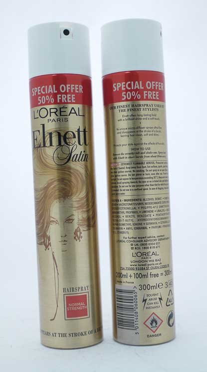 Elnett Hairspray Normal Hold  300ml