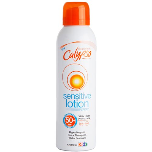 Calypso Sensitive Lotion Spray SPF50 150ml