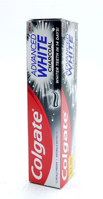 Colgate Toothpaste Adv Whitening Charcoal 75ml