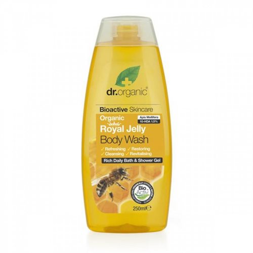 Dr. Organic, Royal Jelly Bodywash, 250 Ml.