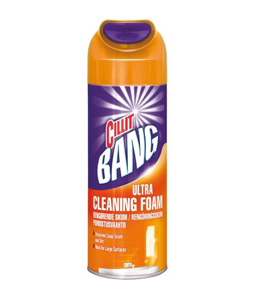 Cillit Bang Active Power Foam 390 ml