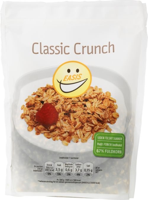 EASIS Classic Crunch 350 g