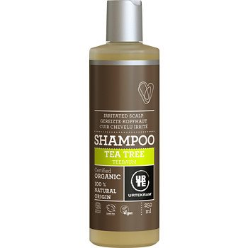 URTEKRAM Tea Tree Shampoo øko 250 ml 0,25 l